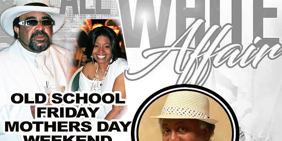 All White Affair! Hosted By M.C. Cashmere