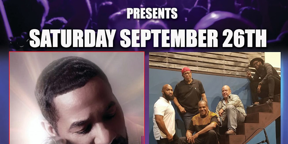 Keith Washington and Forecast, Drive-In Concert Series
