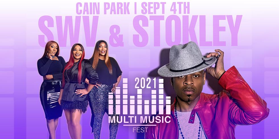 Multi Music Fest 2021 Featuring SWV & Stokley