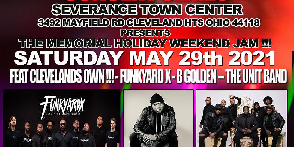 Front Stage Live! Outdoor Concert Series: Memorial Weekend Jam!!