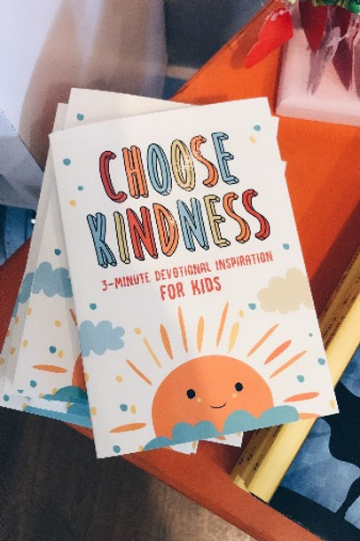 Book - Choose Kindness