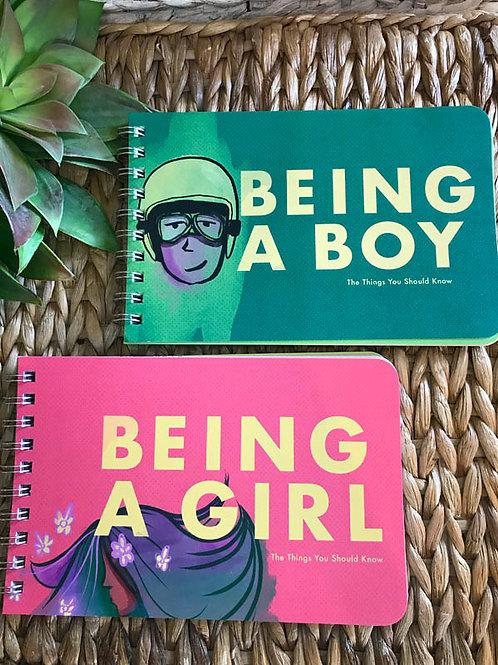 Being a Boy & Being a Girl