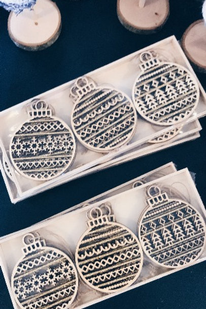 Boxed Ornaments