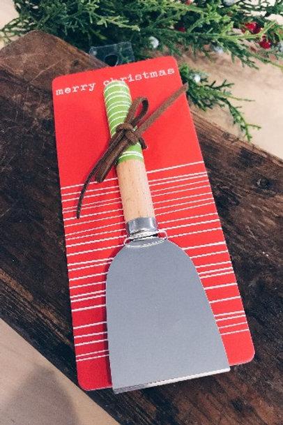 Flat Cheese Knife