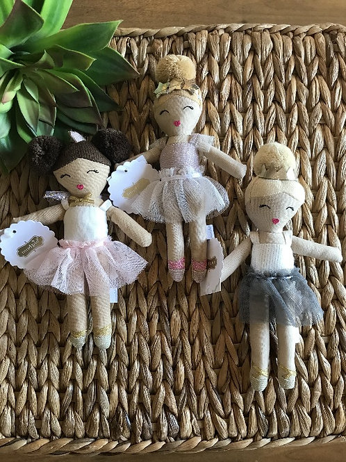 Ballerina Rattle
