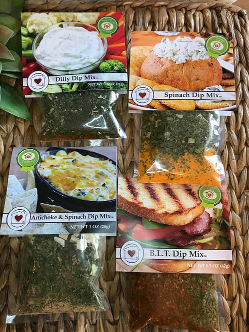Country Home Creations - Dip Mix
