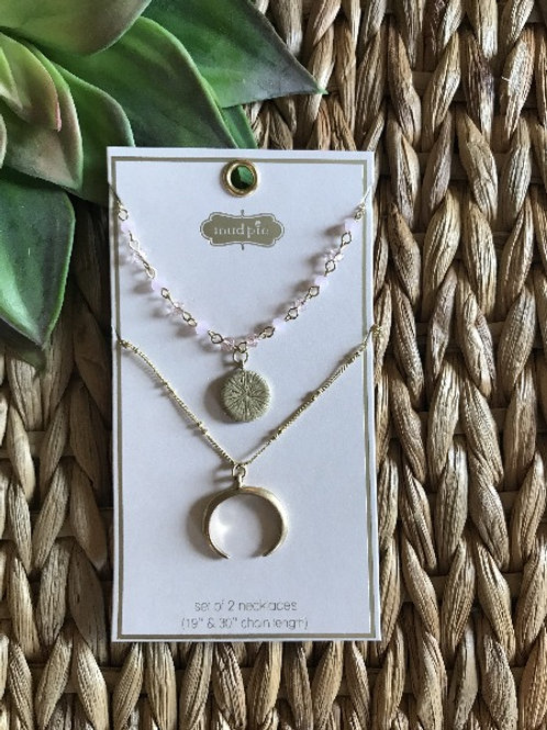 Set of 2 Necklace