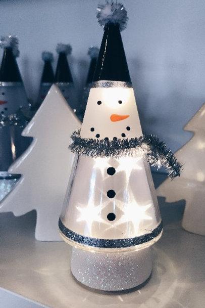 Light Up -Snowman