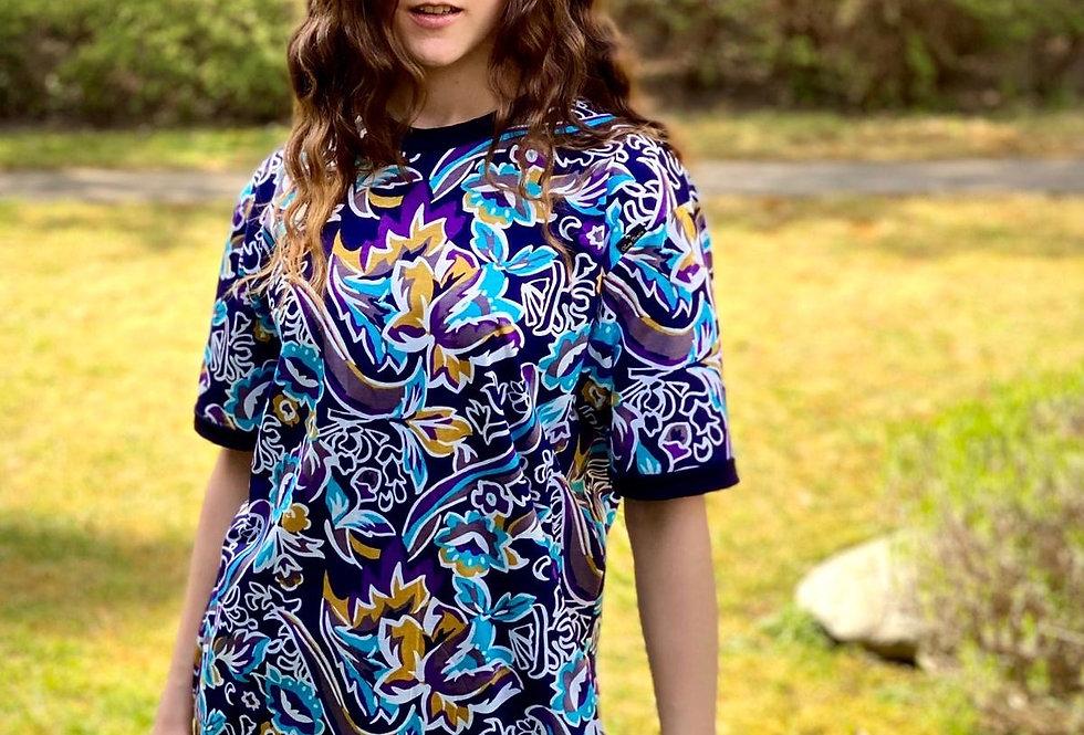 Baumwoll-Jersey T-Shirt Unisex