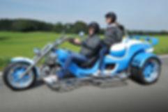 Rewaco Trike / fahren mit dem PKW Führerschein