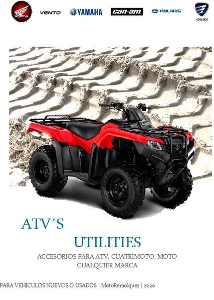 ATVs Utilities