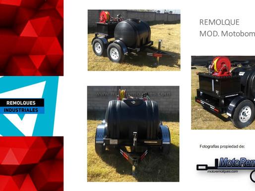 Respuesta inmediata en planta con nuestro modelo Motobombero
