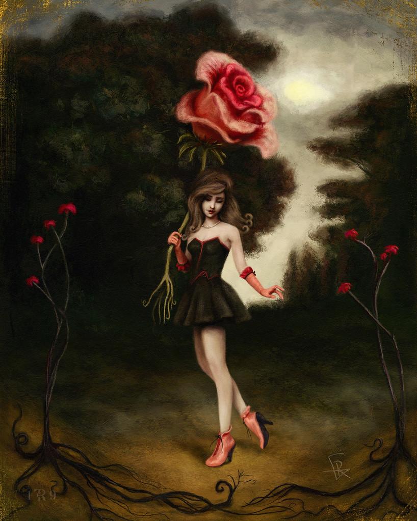 The Blossom Girl