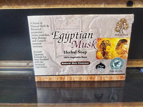 Egyptian Musk Herbal Soap