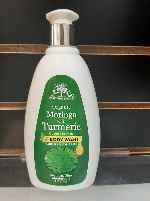 Organic Moringa with Turmeric Body Wash