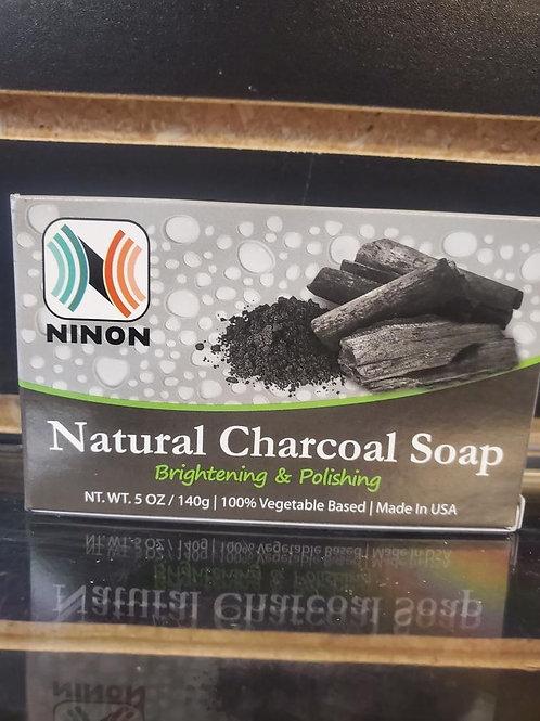 Natural Charcoal Soap