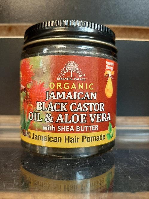 Organic Jamaican Black Castor Oil & Aloe Vera