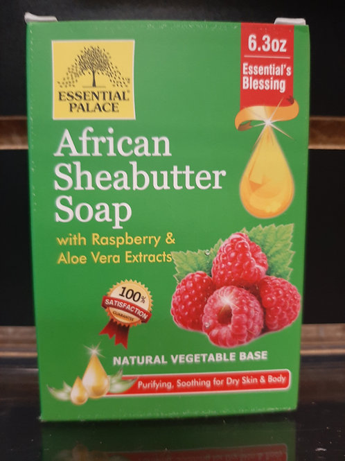 African Sheabutter Soap