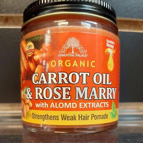 Organic Carrot Oil & Rose Marry