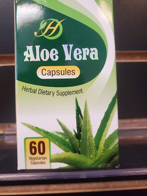 Aloe Vera Capsules