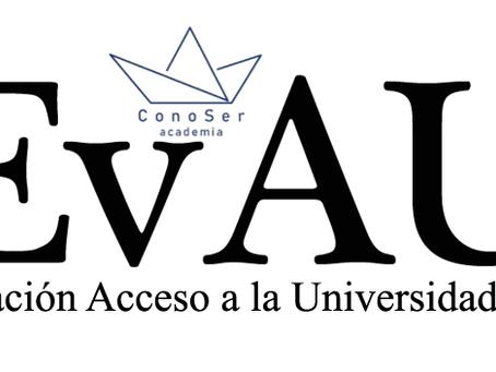 EVAU  Selectividad 2021 Andalucía