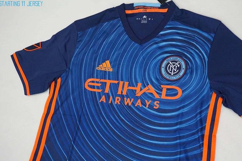 size 40 415d2 38989 New York City FC Away Kit Season 2016/17 (Premium Quality)