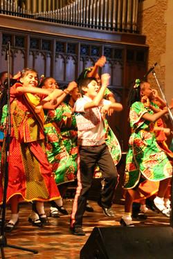 Matsiko Choir