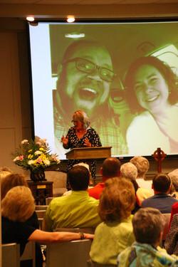 Rev. Lisa Hickman