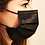 Thumbnail: Chirurgisch Masker Type IIR - Zwart
