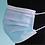Thumbnail: Chirurgische Maske Typ II R (BFE> 98%)