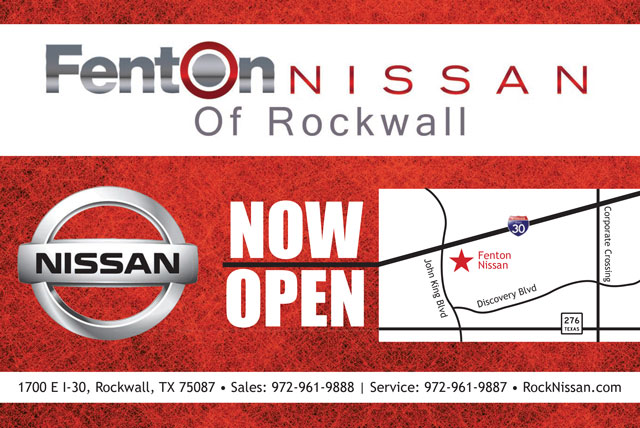 Fenton Nissan Of Rockwall >> Home Amy Thornton Sidebottom