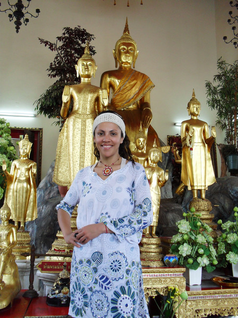 Templo Wat Pho - THAILÂNDIA