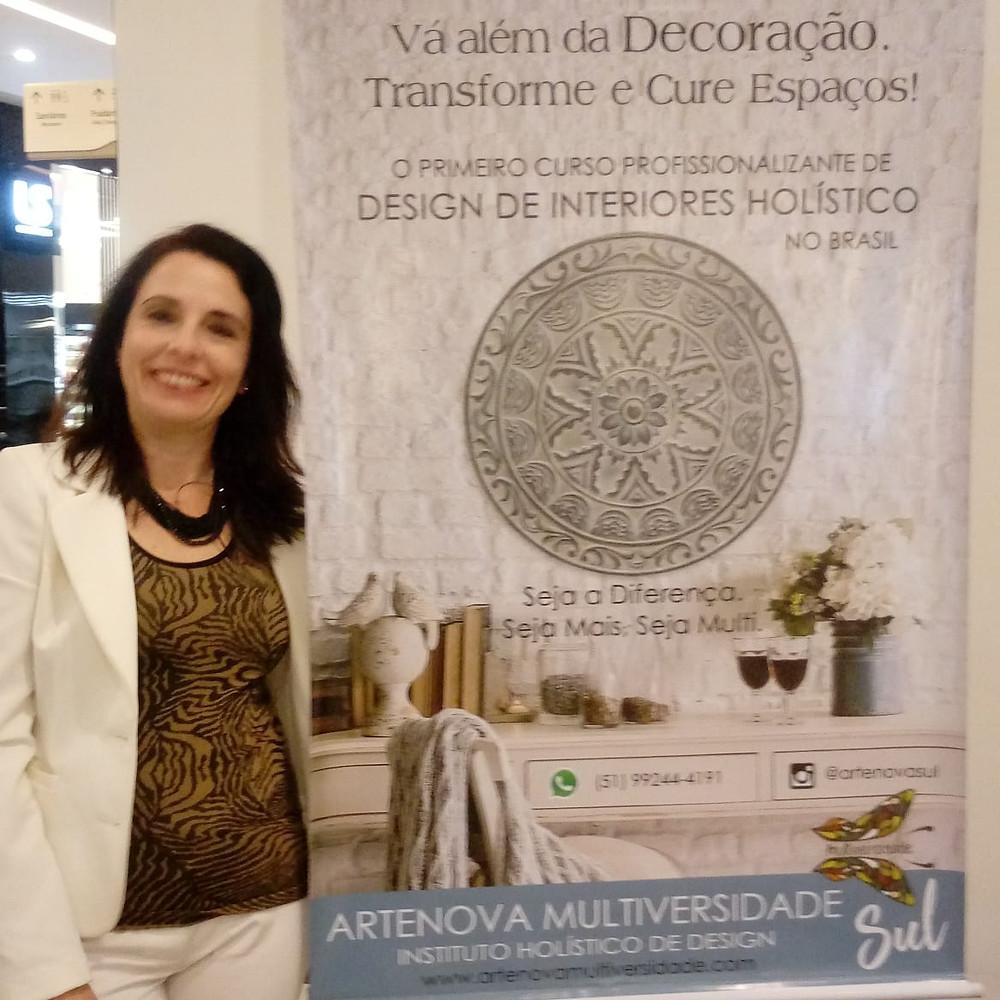 Professoras Márcia Dido (em destaque) e Angélica Bier serão as ministrantes locais