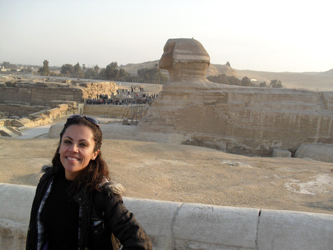 ESFINGE - GIZÁ - CAIRO