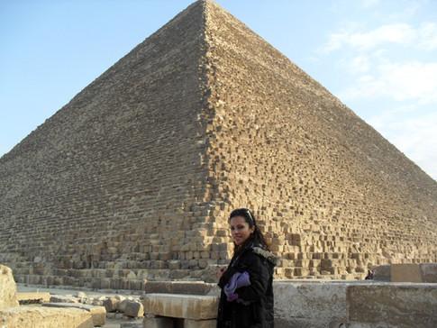 GIZÉ - EGITO - PIRÂMIDES
