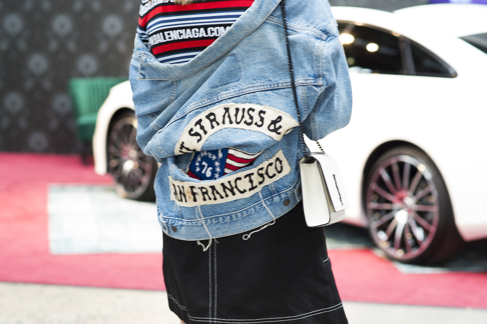 STREETSTYLE SYDNEY FASHION WEEK 2017
