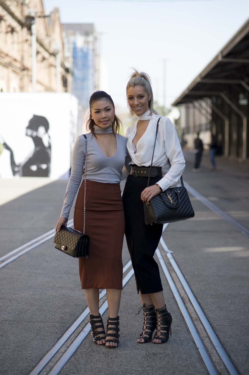 SYDNEY FASHION WEEK 2016