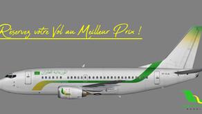¿Cómo Reservar un Vuelo Mauritania Airlines?