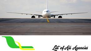 Contacto de Todas las Agencias Mauritania Airlines
