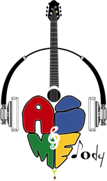 Logo Aimelody, l'OASIS (www.aimelody.com