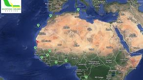 Todos los Destinos y Rutas de Vuelos de Mauritania Airlines