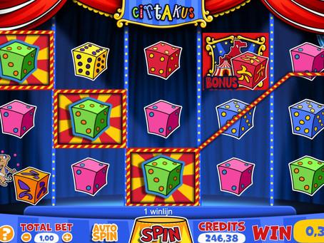 Machine à sous Cirtakus - LuckyGames Casino