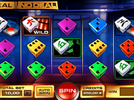 Deal Or No Deal Dice Slot - LuckyGames Casino
