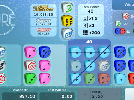 Pure Dice Game Airdice - Casino Luckygames