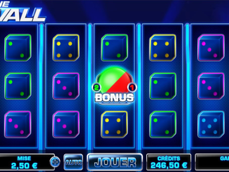 The Wall nouveau jeu Gaming1 - Casino LuckyGames
