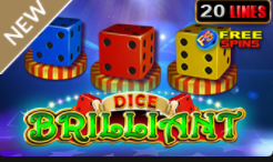 EGT  Brillant Dice Slot Game Review LuckyGames