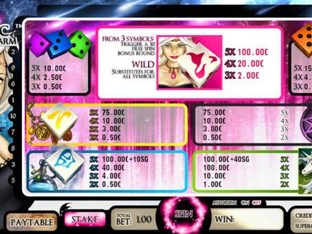 Dice Slot Mystic Charm - LuckyGames Casino