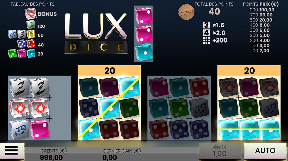 AirDice Lux Dice Game