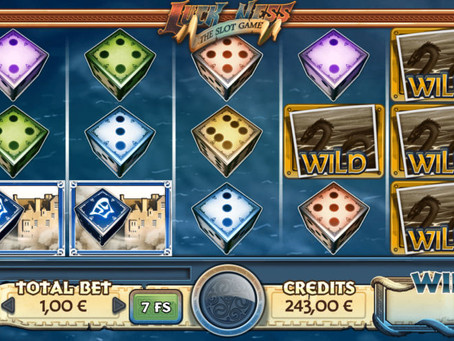Luck Ness Dice Slot - LuckyGames Casino