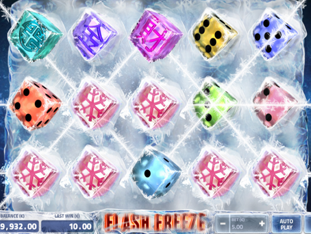Flash Freeze Dice & Slot Game Air Dice - Casino LuckyGames